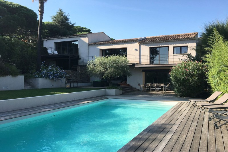 Photo Contemporary house La Croix-Valmer Gigaro plage,   to buy contemporary house  8 bedrooms   320 m²