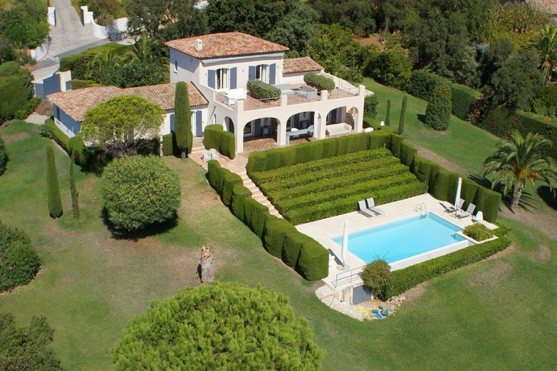 Photo Villa Grimaud Beauvallon golf et plages,   to buy villa  4 bedrooms   250 m²
