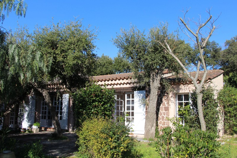 Photo Villa Grimaud Proche plages,   to buy villa  4 bedrooms   125 m²