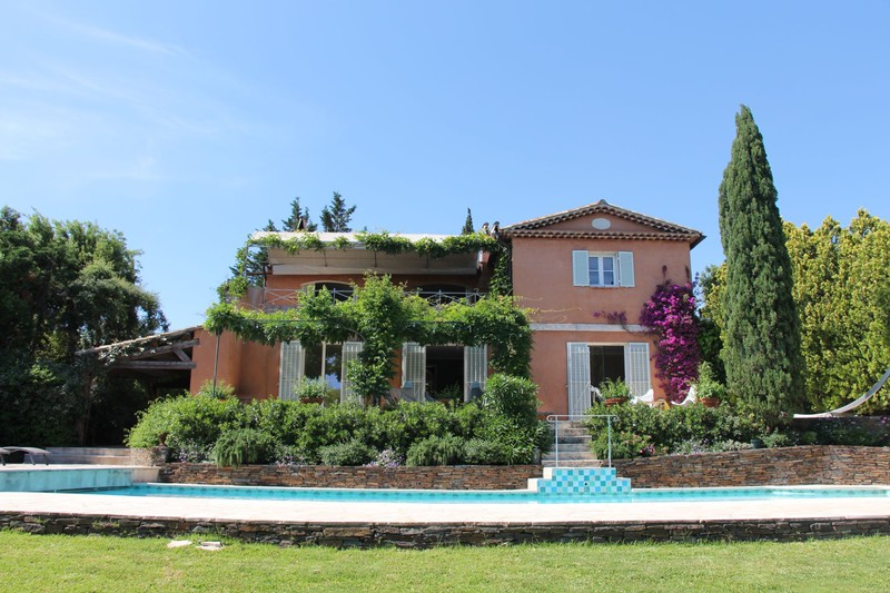 Photo Villa Grimaud Proche plages ét golf!,   to buy villa  4 bedrooms   170 m²