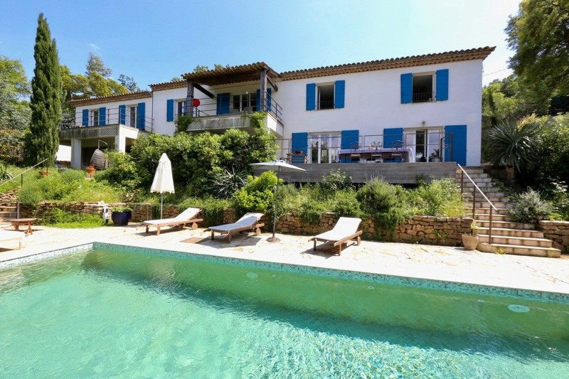 Photo Villa La Garde-Freinet Proche village,   to buy villa  5 bedrooms   250 m²