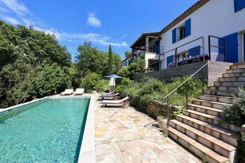 Photo n°1 - Vente Maison villa provençale La Garde-Freinet 83680 - 905 000 €