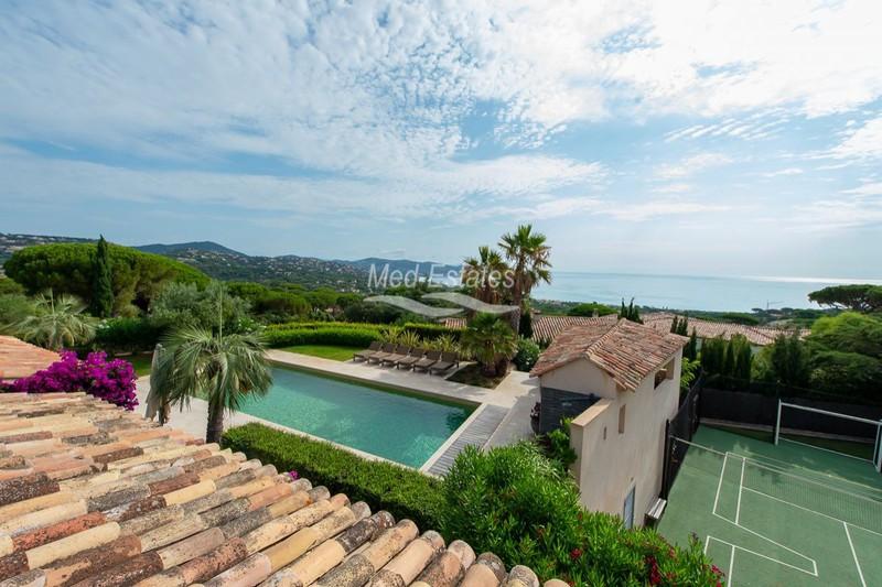 Photo Villa provençale Sainte-Maxime Semaphore,   achat villa provençale  6 chambres   260m²