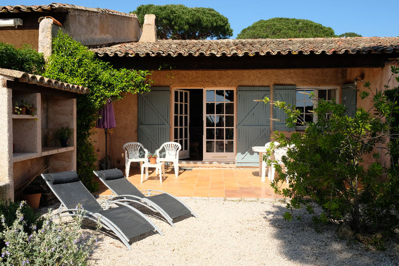 Photo Mas La Croix-Valmer Proche plages,   to buy mas  3 bedrooms   65 m²