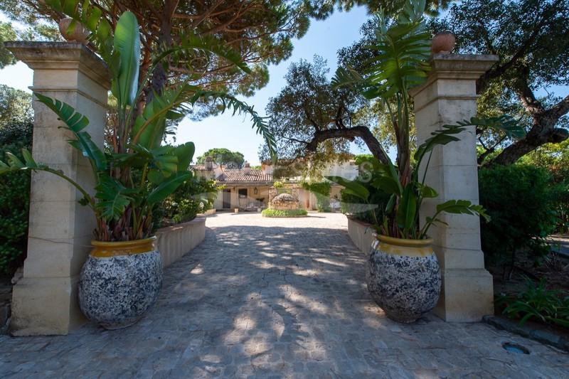 Photo Propriété Ramatuelle Proche village,   achat propriété  10 chambres   438m²