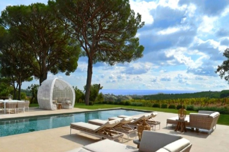 Photo n°1 - Vente Maison villa Ramatuelle 83350 - 9 900 000 €