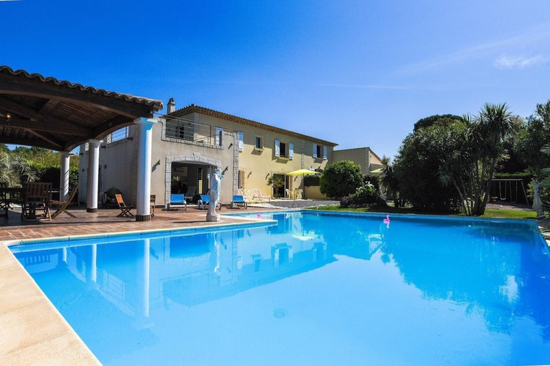 Photo House Grimaud Proche plages ét golf!,   to buy house  6 bedrooms   270 m²
