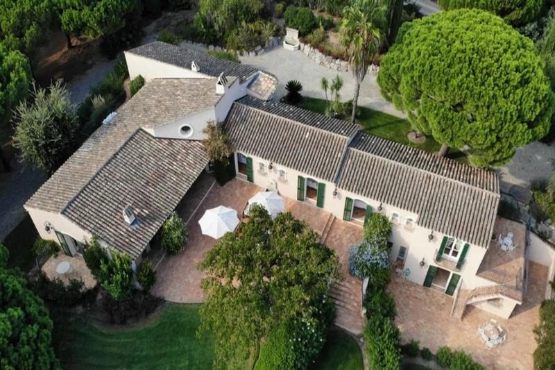 Photo n°2 - Vente Maison villa provençale Ramatuelle 83350 - Prix sur demande