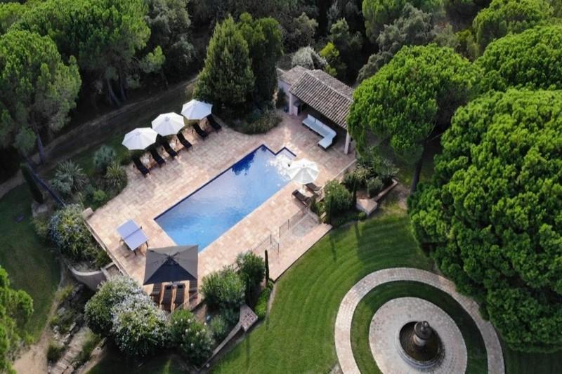 Photo n°3 - Vente Maison villa provençale Ramatuelle 83350 - Prix sur demande