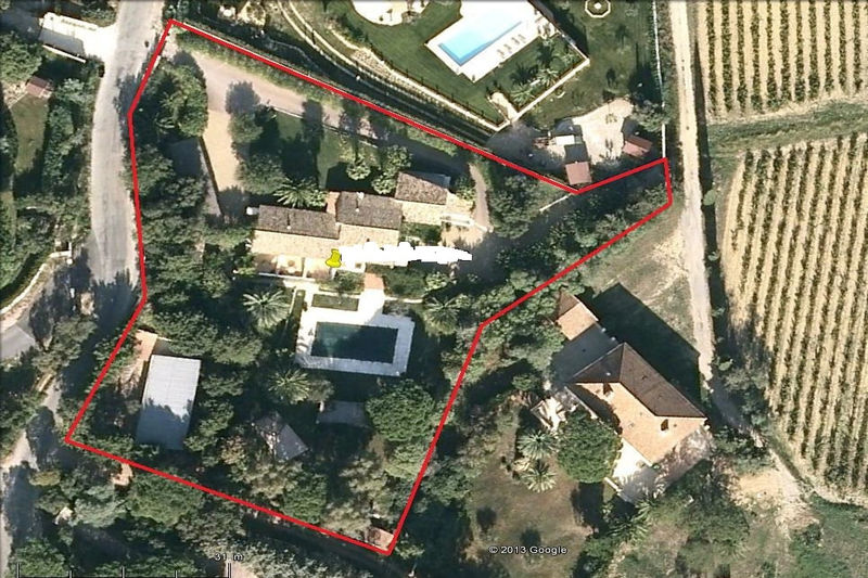 Photo Ideal investor Ramatuelle Secteur les marres,   to buy ideal investor  18 bedrooms   520 m²