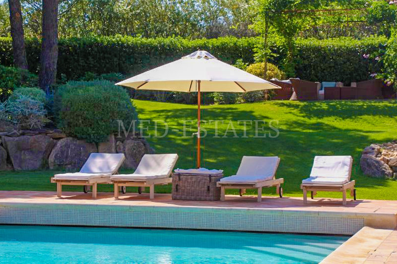 Photo Villa Saint-Tropez Les parcs de saint tropez,   to buy villa  6 bedrooms   260 m²