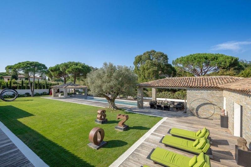 Photo Villa Saint-Tropez Secteur salins,   achat villa  8 chambres   550m²