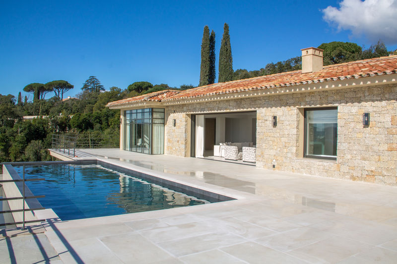 Contemporary house Grimaud Proche plages,   to buy contemporary house  5 bedrooms   350 m²