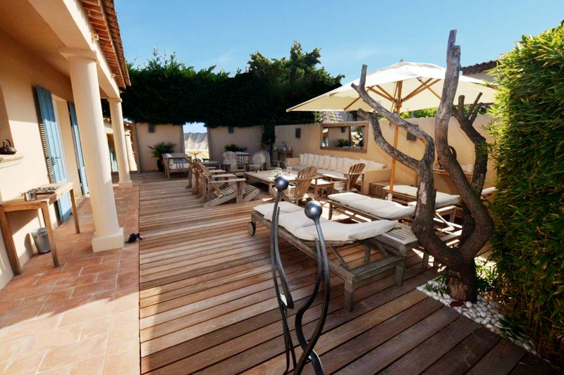 Photo Townhouse Saint-Tropez Village,   to buy townhouse  4 bedrooms   105 m²