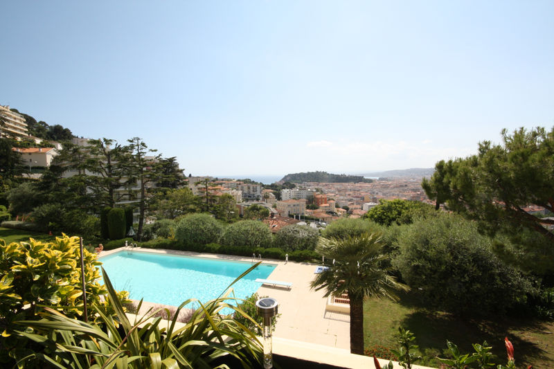 Photo Apartment Nice Hauteurs de nice,   to buy apartment  3 room   103 m²
