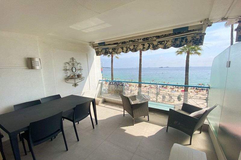 Photo n°2 - Vente appartement Juan-les-Pins 06160 - 420 000 €