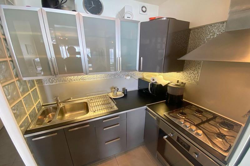 Photo n°4 - Vente appartement Juan-les-Pins 06160 - 420 000 €
