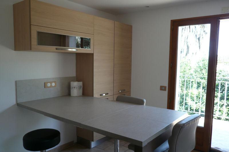 Photo n°3 - Location Maison villa La Colle-sur-Loup 06480 - 1 950 €