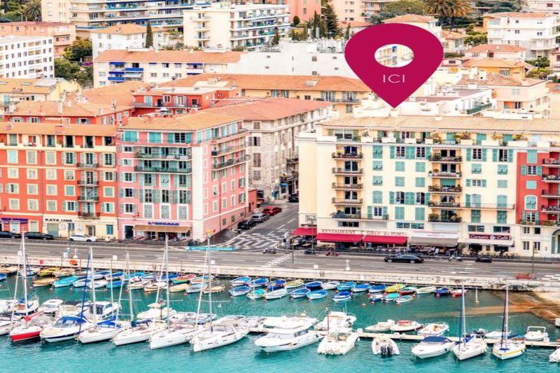Photo Appartement Nice Port,   achat appartement  2 pièces   35m²