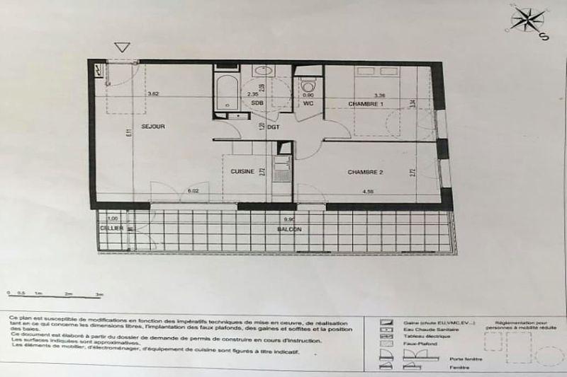 Photo n°8 - Vente appartement La Trinité 06340 - 250 000 €