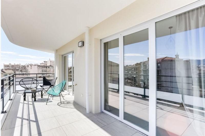 Photo n°1 - Vente appartement Nice 06100 - 360 000 €