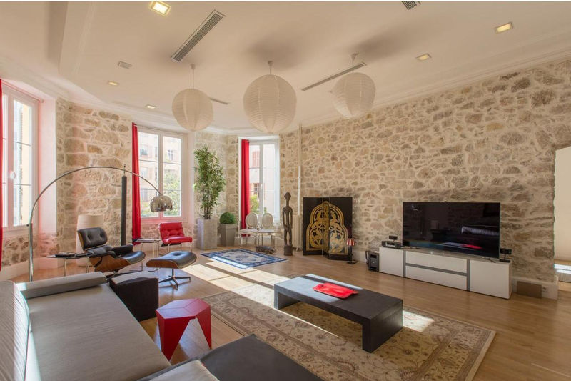 Photo n°2 - Vente appartement Nice 06000 - 1 080 000 €