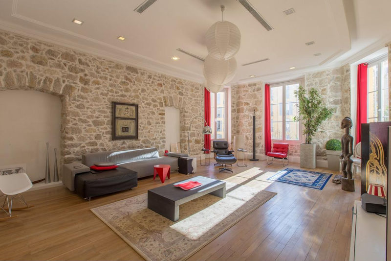 Photo n°1 - Vente appartement Nice 06000 - 1 080 000 €