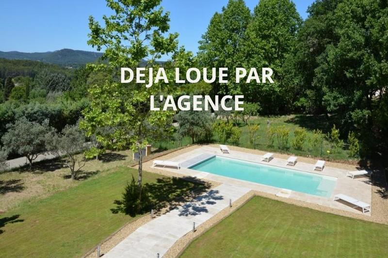 Villa Villecroze  Rentals villa  4 bedrooms   245m²