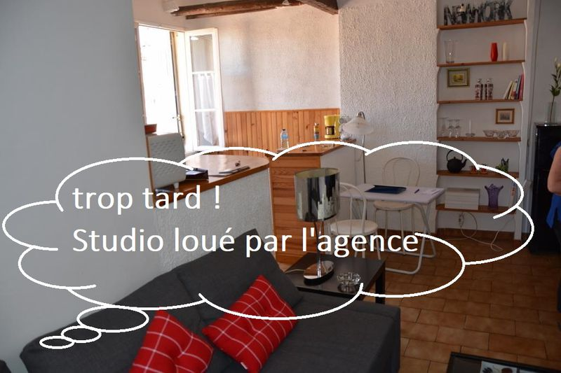 Apartment Aix-en-Provence Centreville,  Rentals apartment  1 room   30 m²