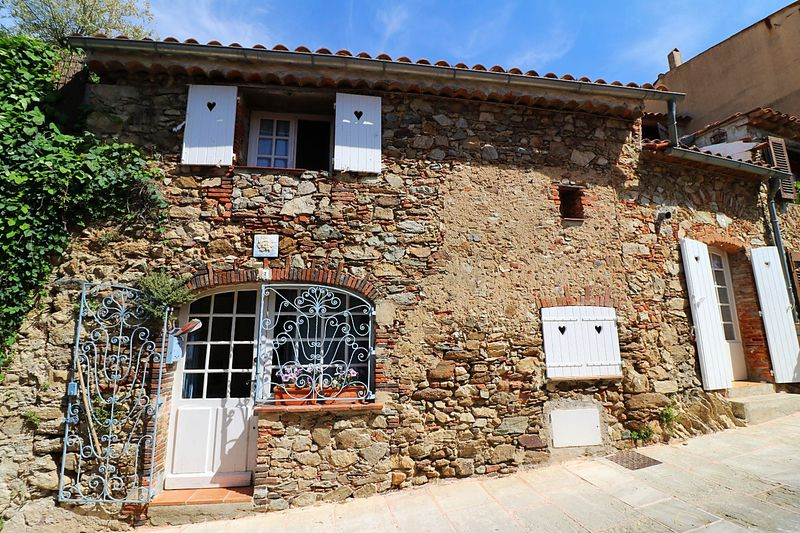 Photo Village house Grimaud   to buy village house  2 bedrooms   82 m²