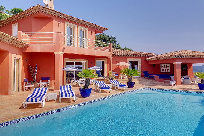 Photo Villa Sainte-Maxime Domaine du golfe,   achat villa  5 chambres   200m²