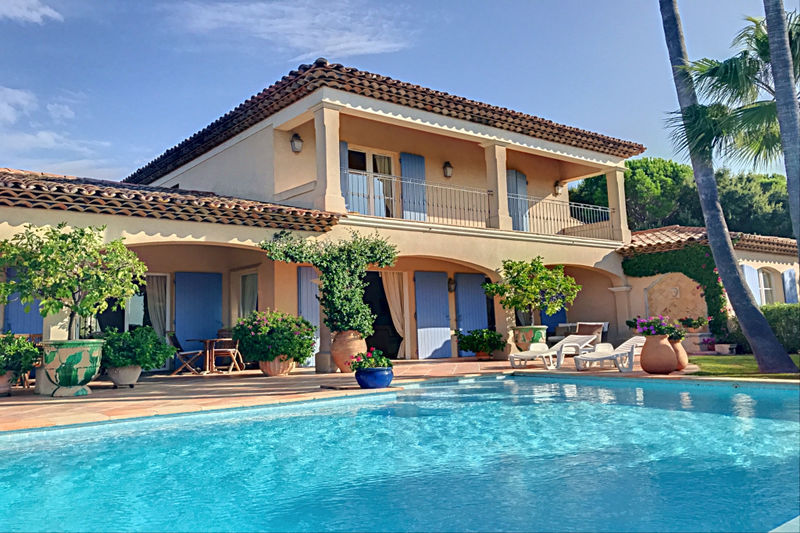 Photo Villa provençale Grimaud Proche plages,   to buy villa provençale  4 bedrooms   253 m²