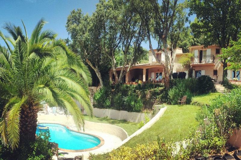 Photo Villa provençale La Garde-Freinet Campagne,   achat villa provençale  5 chambres   250m²