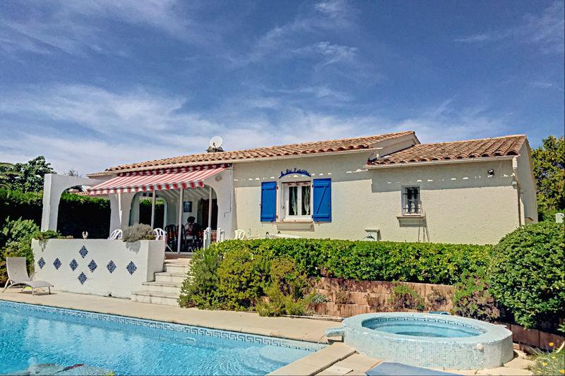 Photo Villa provençale Grimaud Domaine sécurisé,   achat villa provençale  4 chambres   130m²