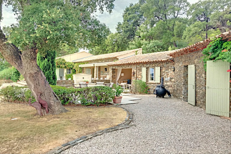 Photo Villa La Garde-Freinet Haut refren,   to buy villa  4 bedrooms   230m²