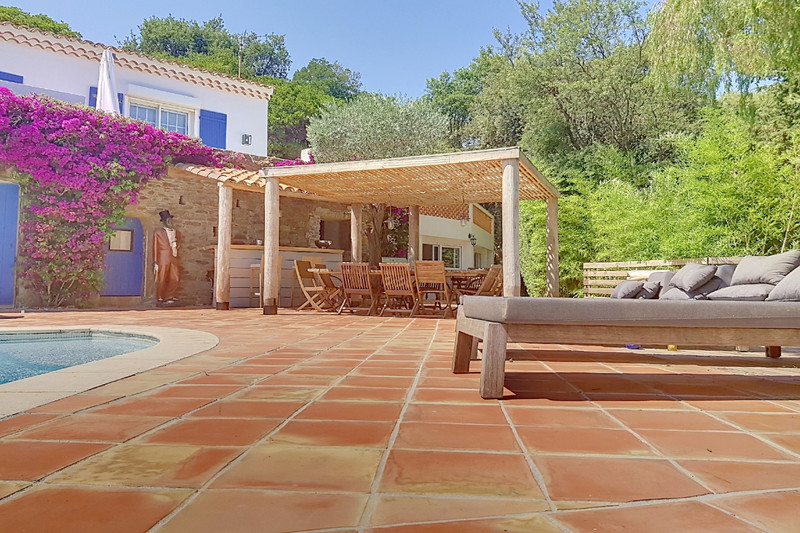 Photo House Sainte-Maxime   to buy house  5 bedrooms   235m²