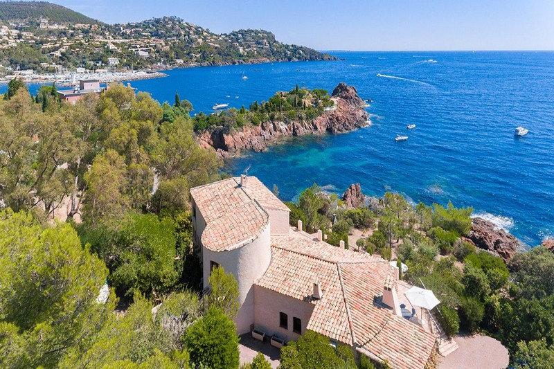 House Théoule-sur-Mer Miramar,   to buy house  5 bedrooms