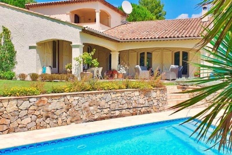 Photo Villa Draguignan   achat villa  4 chambres   211m²