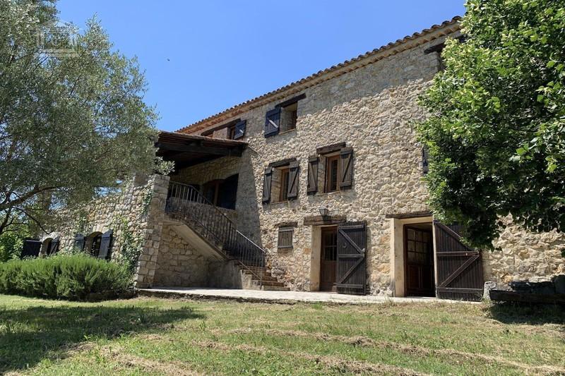 Photo Villa Tourrettes   to buy villa  9 rooms   230m²