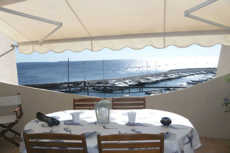 Photo Apartment Théoule-sur-Mer Port la galere,   to buy apartment  3 rooms   64 m²