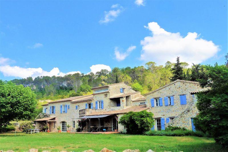 Maison Callian   achat maison  7 chambres   600m²