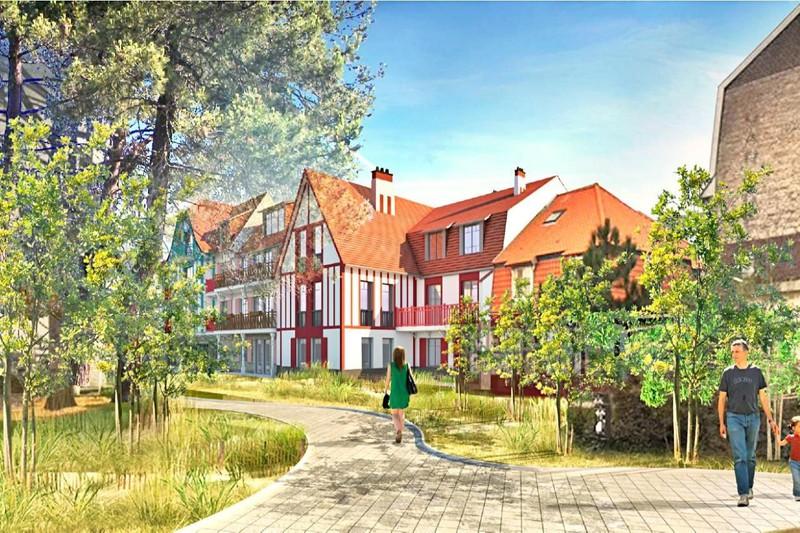 Appartement Le Touquet-Paris-Plage   achat appartement  3 pièces   56m²