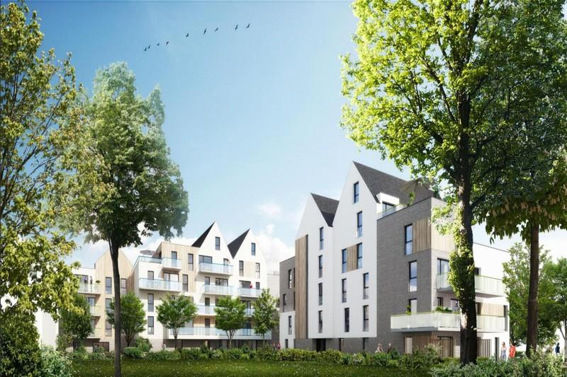 Appartement Wimereux   achat appartement  2 pièces   45m²
