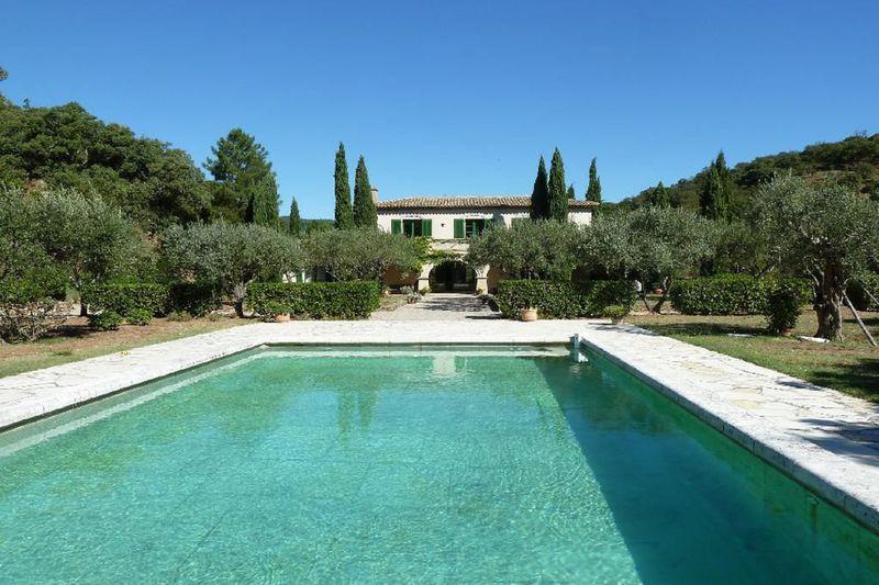 Photo Villa La Garde-Freinet   achat villa  5 chambres   280m²