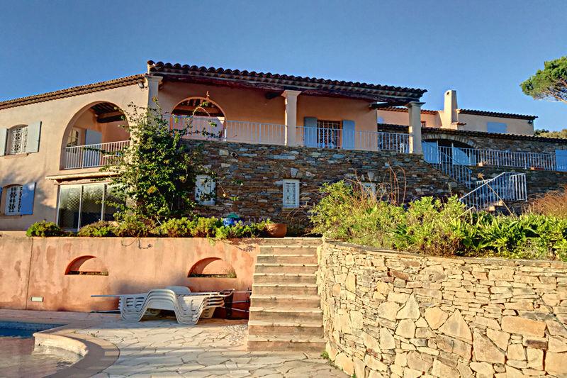 Villa Grimaud Agglomération,   achat villa  5 chambres   350m²