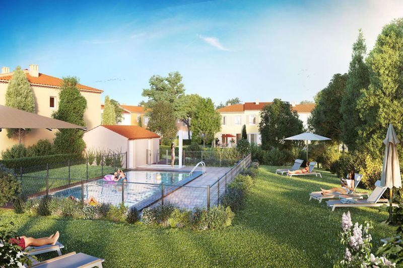 Maison Grimaud   achat maison  3 chambres   77m²
