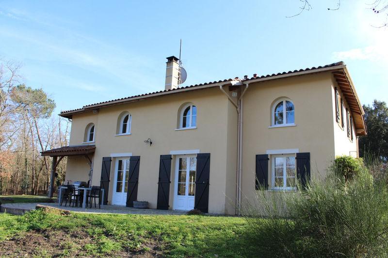Maison de campagne Gabarret   achat maison de campagne  3 chambres   224m²