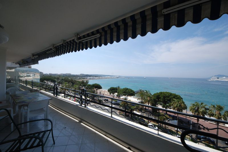 Apartment Cannes   to buy apartment  3 rooms   81 m²