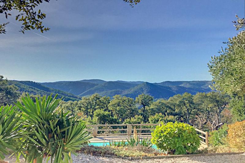 Photo Villa La Garde-Freinet Campagne,   achat villa  6 chambres   250m²