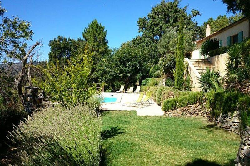 Villa La Garde-Freinet Campagne,   achat villa  6 chambres   250m²